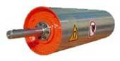 ТРИГЛА: магнитный ролик на конвейере