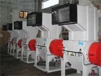 Дробилки, измельчители ИПРМ: Завод полимерного машиностроения АТЛАСМАШ